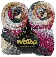 Little Knits Noro Taiyo - Color #53