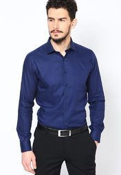 A Perfect Gift For Your Dad-Formal Shirts for Men - Wills Lifestyle