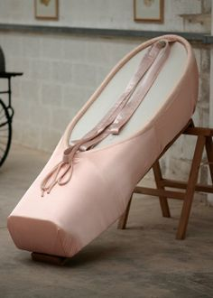 Ballet slipper  Coffin