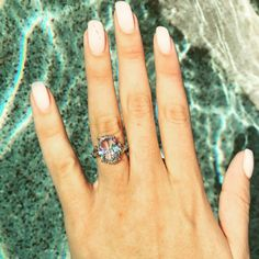 (Peep this ring) | Michael Phelps And His Fiancé Set The Relationship Bar Seriously High
