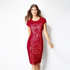 Look like a celebrity in Avon's Perfectly Polished Lace Dress!    Avon's Perfectly Polished Lace Dress  Have you seen this chic red lace dress from Avon? Did you know Avon has it's on fashion line? Well it does and it's full of high quality fashionable items you need in your wardrobe! (see Avon's Fashion line here) I absolutely love this dress and the bold red it presents! The lace inset is sophisticated classy and it enhances your silhouette!  Avon Brochure Regular Price: $24.99  Customer…