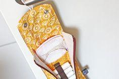 Täschchen für Slipeinlagen und Tampons