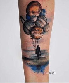 provocative-planet-pics-please.tumblr.com #tattoo#baloons#planets#colours#colourtattoo#disorderpic by disorder_bunny https://www.instagram.com/p/BB0TP0_hFty/