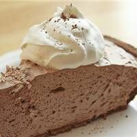 10-Minute German Sweet Chocolate Pie (delicious, simple and freezes great. This is the recipe that used to come on the packages of Baker's German Sweet Chocolate Bars)
