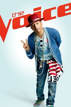 Ready for more sage advice, inspiration & overall enlightenment? Watch Pharrell Williams on The Voice's Season 8 premiere February 23 at 8/7c on NBC!