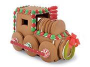 Gingerbread Train!
