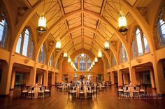Agnes Scott College...breathtaking Gothic architecture!