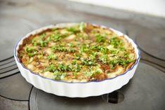 Örtfylld potatispaj – Svensk Potatis Quiche, Vegan, Breakfast, Food, Breakfast Cafe, Meal, Quiches, Hoods, Morning Breakfast