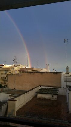 The revival starts in the morning #goodmorning #Andria #rainbow