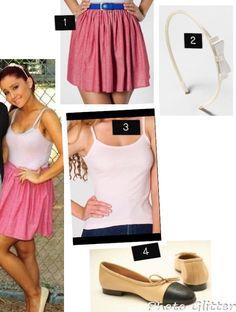 ariana grande sam and cat photos | Ariana Grande Style: The 'Sam & Cat' Star's Fashion Evolution