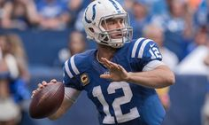 Fantasy Football: Don't be scared to play Andrew Luck vs. Denver = Andrew Luck's fantasy football owners were undoubtedly pleased with what they got from their quarterback in Week 1. Luck threw for 385 yards and four scores in his return to play, good enough for 35 points in ESPN.....