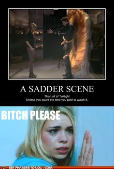 #Buffy #DoctorWho #Twilight