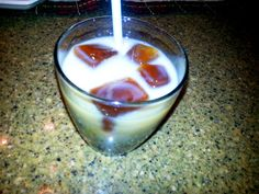 After Dinner Coffee-Cube Cocktail Coffee Talk, Coffee Cubes, Recipe Images, Summer Drinks, Family Meals, Beverages, Cocktails, Dinner, Ethnic Recipes