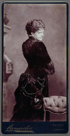 Queen Maria Pia of Portugal, c. 1880