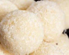 Perles de coco pour le nouvel an chinois : http://www.fourchette-et-bikini.fr/recettes/recettes-minceur/perles-de-coco-pour-le-nouvel-chinois.html