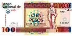 100  Pesos Convertibles Cuc (Divisa)