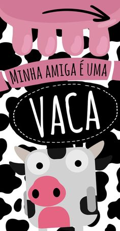 minha amiga é uma vaca                                                       … Wallpapers Tumblr, Tumblr Wallpaper, Screen Wallpaper, Walpaper Iphone, Iphone Wallpaper, Snacks For Work, Apps, Nutella, Pop Art
