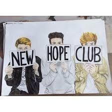 Resultado de imagem para new hope club