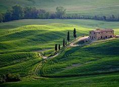 Toscana laboratorio mondiale del buon vivere, con agricoltura e paesaggio