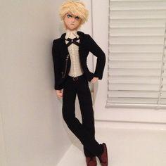 Amigurumi boy doll. (Inspiration).