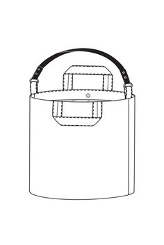 This copious bucket bag, Jack Tar, from Merchant and Mills has space for an almost infinite amount of stuff. Fully lined with 3 internal pockets, this bag is the perfect sewing project. Merchant And Mills, Bag Patterns To Sew, Sewing Patterns, Range Velo, Off White Bag, Pouch Pattern, Sewing Blogs, Shopper, Couture