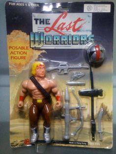 LT. kameron The Last Warrior, Warriors, Video Game, Action Figures, Retro, Tv, Movies, Ebay, Vintage