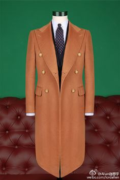 Beautiful coat. For the love of suit.