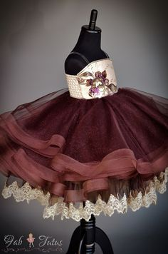 FabTutus | Products | Anna Triant Couture | Spice