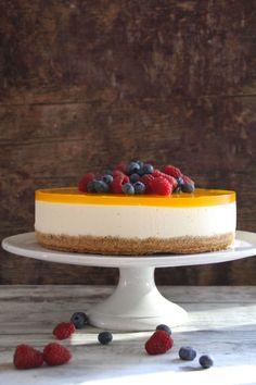 Norwegian Food, Norwegian Recipes, Pudding Desserts, Cheesecakes, Gelatin, Jello, Food Inspiration, Delicious Desserts, Cake Recipes