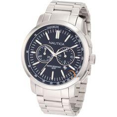 Ανδρικά :: Μάρκες :: Nautica A22603G - ΡΟΛΟΓΙΑ ΓΥΝΑΙΚΕΙΑ, ΡΟΛΟΓΙΑ HAMILTON,ΡΟΛΟΓΙΑ ΑΝΔΡΙΚΑ, ΡΟΛΟΓΙΑ HAMILTON, ΡΟΛΟΓΙΑ VOGUE Breitling, Omega Watch, Vogue, Watches, Accessories, Clocks, Clock