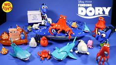New Finding Dory Disney,Pixar Swimming Talking Hank Disney Store Exclusi...