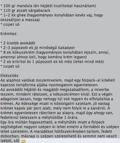 Nyers torta / FB Paleo- Ketogén Diéta Tudományos Csoportja