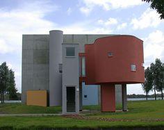 Gallery of AD Classics: Wall House 2 / John Hejduk, Thomas Muller/van Raimann Architekten & Otonomo Architecten - 12