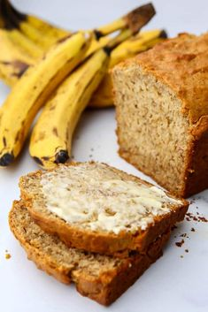 This is the best vegan banana bread recipe you will ever try!  Quick and easy to make with simple everyday ingredients you probably already have.  This classic banana bread bakes up perfectly moist and delicious every time! #thehiddenveggies