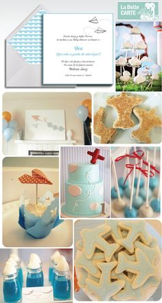 DO NOT CLICK THE LINK -- bad link. Baby Boy Shower Idea