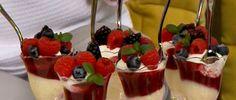 Triffle de frutas del bosque con custard Chf. Paulina Abascal http://elgourmet.com/receta/triffle-de-frutas-del-bosque-con-custard