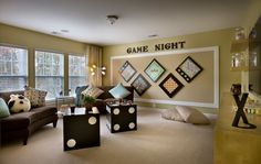 Do you have family GAME NIGHT in your home?! What would you be playing?!  A)  Candy Land B)  Monopoly C)  Chutes and Ladders D)  Checkers E)  Clue