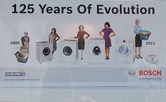 "Bosch-washing-machine-ad The Jam of Oppression?: Feminism, ""New Domesticity,"" and Gender-Neutral Home Cooking Gender Inequality, Gender Stereotypes, Gender Issues, Gender Roles, Advertising, Ads, Women In History, Social Issues, Oppression"