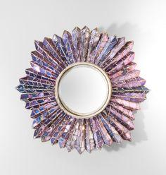 Line Vautrin, Pink Mirror, 1960.  Pink mirror, 1960