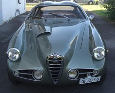 Classic Car News – Classic Car News Pics And Videos From Around The World Alfa Romeo Gta, Alfa Romeo Spider, Old Vintage Cars, Classy Cars, Pedal Cars, Sweet Cars, Retro Cars, Hot Cars, Concept Cars