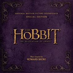 Original Motion Picture Soundtrack (OST) from the movie The Hobbit: The Desolation of Smaug. Music composed by Howard Shore.