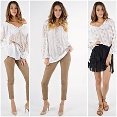 Brodate cu pasiune si multa migala! #romanianblouse #romanianlabel Embroidery, Lace, Collection, Tops, Women, Fashion, Moda, Needlepoint, Fashion Styles
