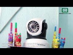 Khả năng xoay độc đáo của  không dây VStarcam C7824WIP - Đồ Chơi Di Động...