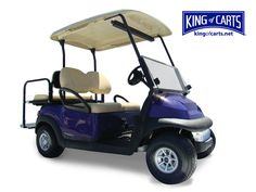 Purple golf cart for sale South Carolina