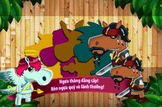 Vua Đá Ngựa - Game mobile cực hấp dẫn: http://gameiphone.com.vn/vua-da-ngua-online.html