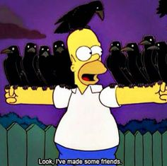 The Simpsons Lifestyle Simpsons Funny, Simpsons Quotes, The Simpsons Movie, Family Guy Quotes, Shopping Humor, Crow Call, Cartoon Profile Pics, Profile Pictures, Six Of Crows