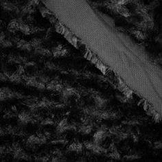 Futerko/minky róże - czarne #dresówka#dzianina#new#fabric#materials#shop#dresowkapl#pasmanteria#jesienzima2017 #autumnwinter2017#materiały#nowości#dresówkapl#fabrics#minky#plush