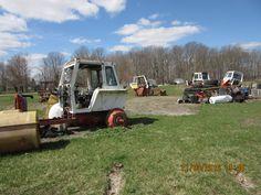 Case tractors r-l:1370 cab & frame,1270,2470 & 1370 cab & frame