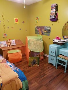 Lion Guard Room Pic 2