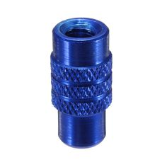 Good deal 4x Aluminium Bicycle Bike Wheel Tyre Presta Valve Cap French Anodized Dust Cover